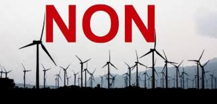 Photo actualité Projet d'installation d'éoliennes, la mairie s'insurge.